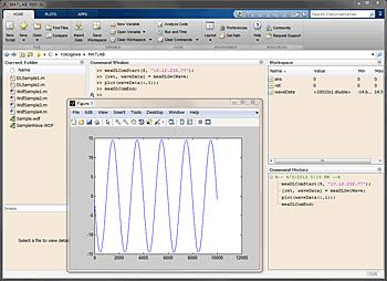MATLAB tool kit for DL series (701991) | Yokogawa Test & Measurement