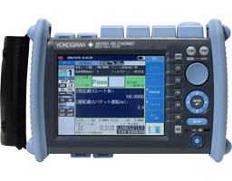 AQ1300 Series 1G/10G Ethernet Multi Field Tester thumbnail