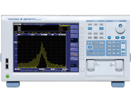 AQ6373B Visible Wavelength Optical Spectrum Analyzer 350 - 1200 nm thumbnail