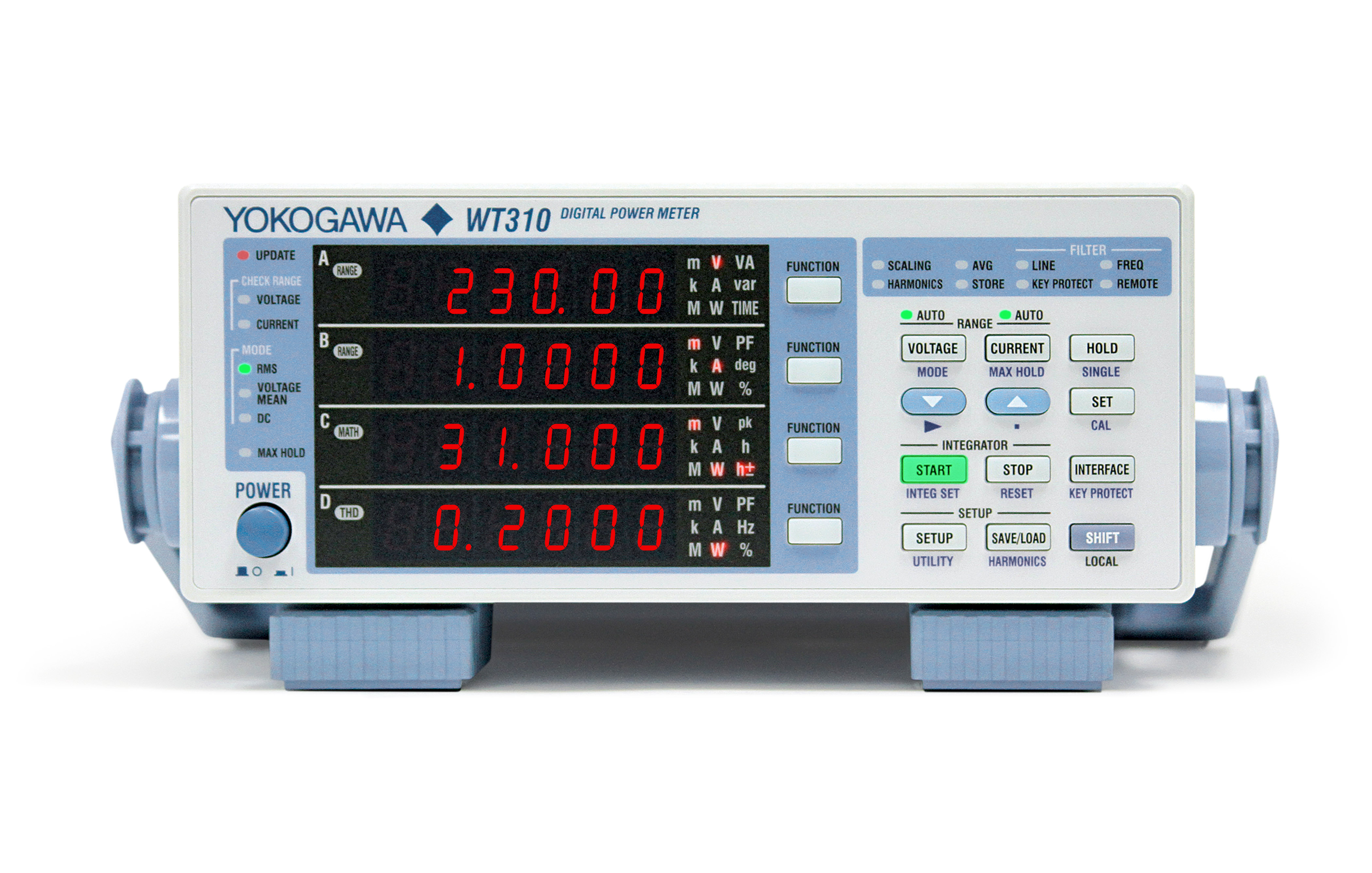 WT300E Digital Power Meter