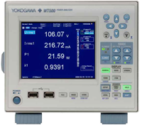 WT500 Mid-Range Power Analyzer