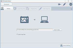 DL350 Assistant Software thumbnail