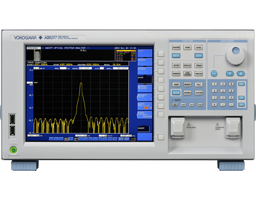 AQ6377 Optical Spectrum Analyzer 1900 - 5500 nm thumbnail