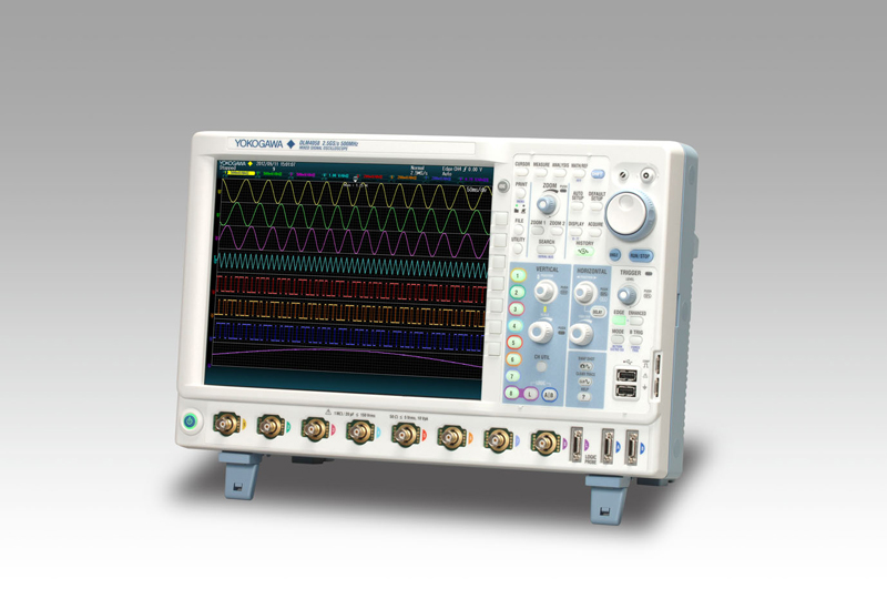 DLM4000 Mixed Signal Oscilloscopes | Yokogawa Test & Measurement