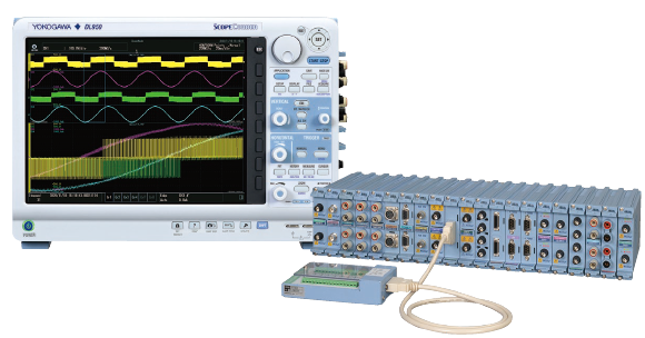 DL950 ScopeCorder for IS8000 Software | Yokogawa Test&Measurement