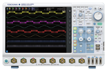 DLM5000 Oscilloscope for IS8000 Software | Yokogawa Test&Measurement