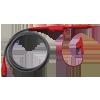 701947 100:1 Isolierter Tastkopf thumbnail