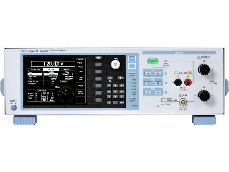 LS3300 AC-Leistungskalibrator thumbnail
