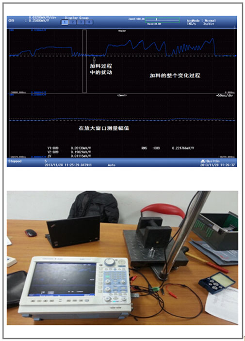 CN APP Industry DL850E Test