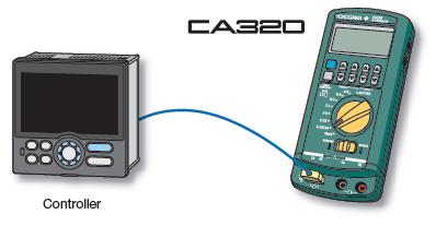 CA300 TC Simulate