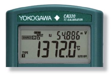 CA300 Sub Display