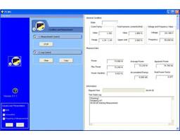 消費電力測定ソフトウェア thumbnail