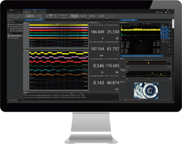 統合計測ソフトウェアプラットフォーム IS8000 thumbnail