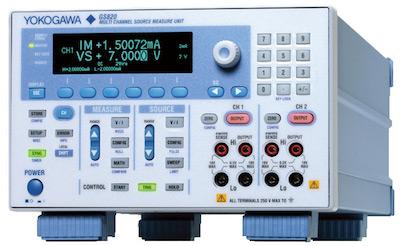 GS820 Multi Channel Source Measure Unit thumbnail