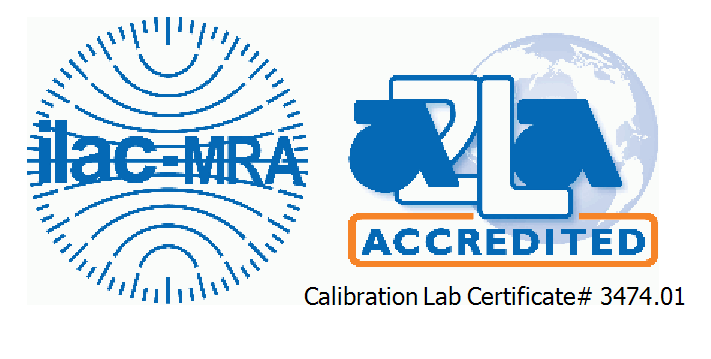 Yokogawa A2LA Accredited Calibration Image
