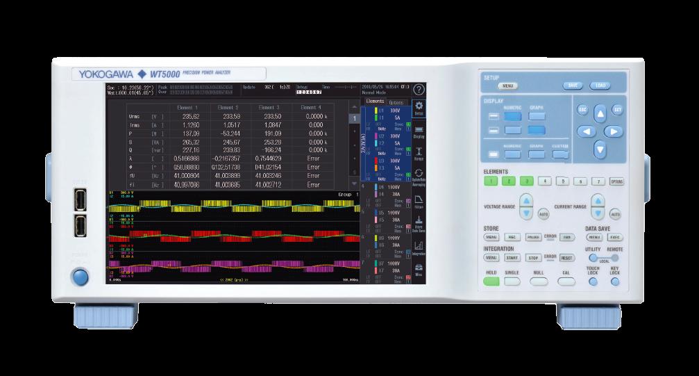 高精度功率分析仪 WT5000 thumbnail