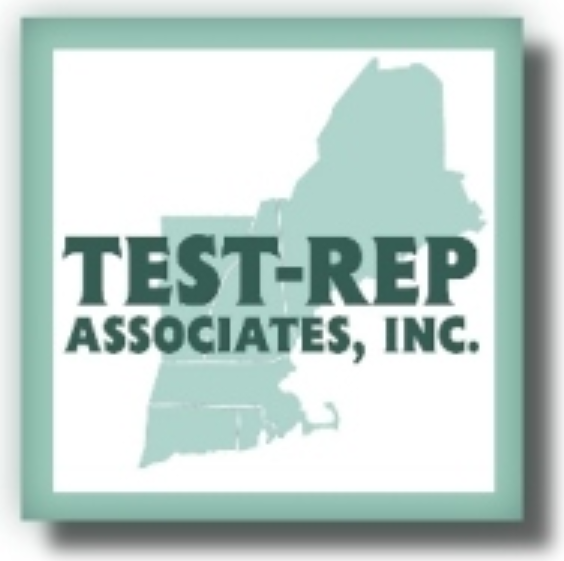 Test-Rep Associates, INC.  Logo
