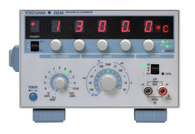 2553A Precision DC Calibrator thumbnail