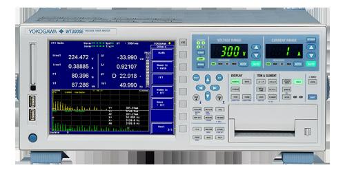 WT3000E Präzisions-Leistungsanalysator thumbnail