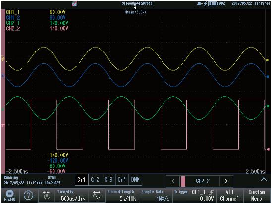 DL350 гибкость Recodring 2