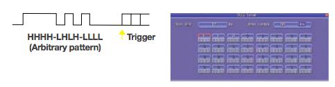 DLM2000 Trigger Function 3