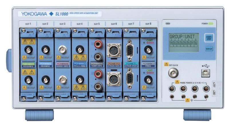 SL1000 Schnelles Datenerfassungssystem thumbnail