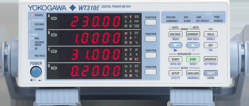 WT300E Digitale Leistungsmessgeräte thumbnail