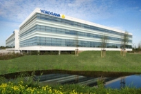 Yokogawa'a European and African Headquarters at Amersfoort in the Netherlands