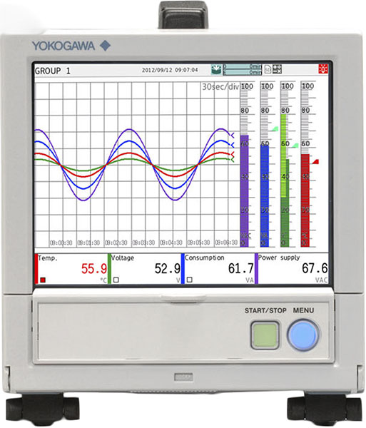 Dased Pc Data Acquisition System : Gp touchscreen portable data acquisition system