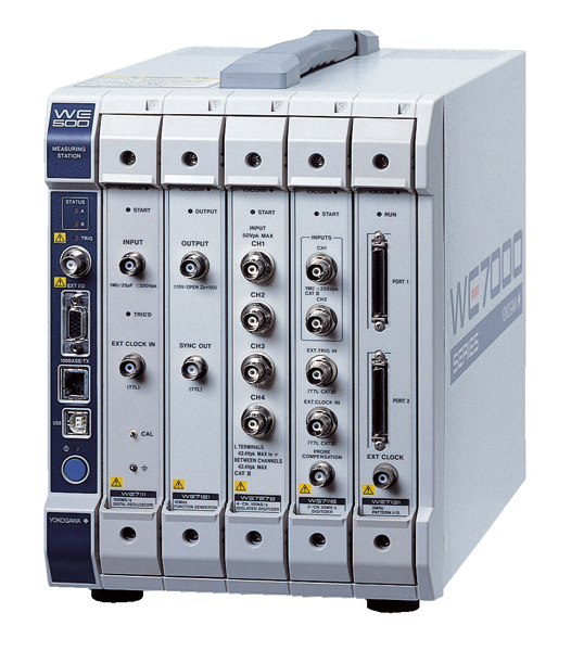 Dased Pc Data Acquisition System : We pc based measurement instruments yokogawa test