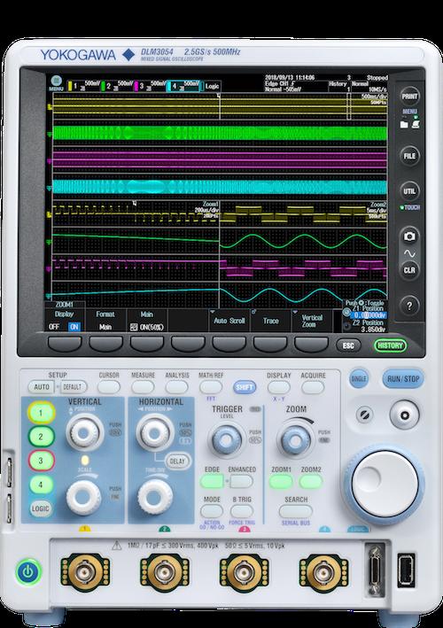 混合信号示波器 DLM3000系列 thumbnail