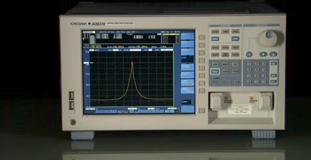 Optical Spectrum Analyzer | Yokogawa Test & Measurement Corporation