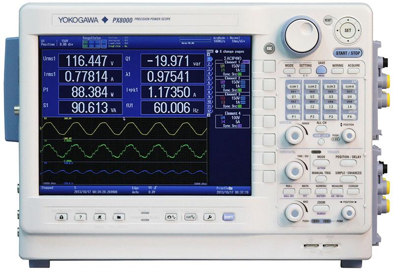 示波功率仪 PX8000 thumbnail