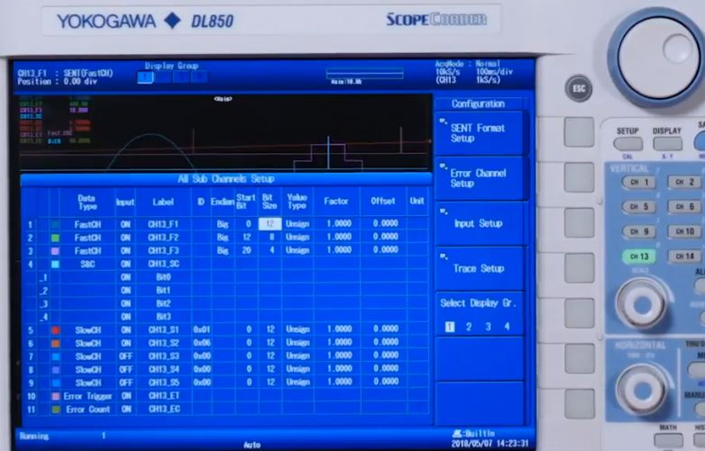 ScopeCorders | Yokogawa Test & Measurement Corporation