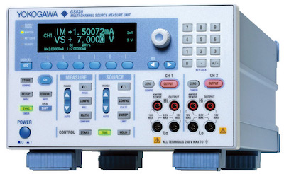 GS820 Multi Channel Source Measure Unit thumbnail