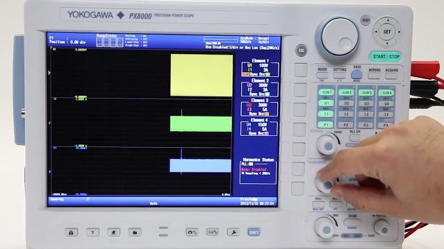Px8000 Precision Power Scope Yokogawa Test Measurement Corporation