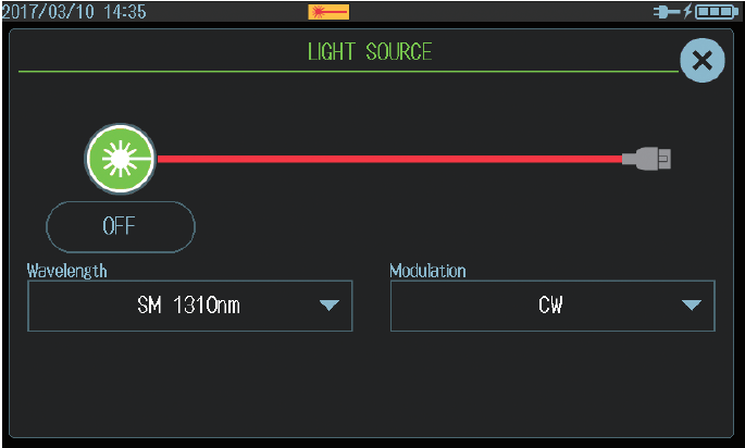 AQ1000 Light Source