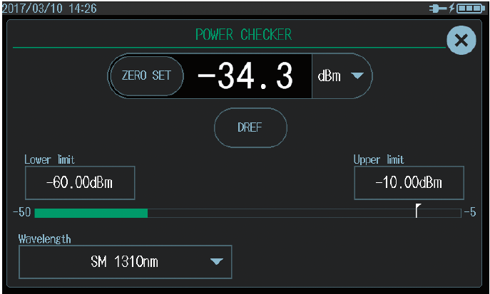 AQ1000 Power Checker