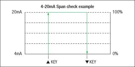 CA500 Span Check