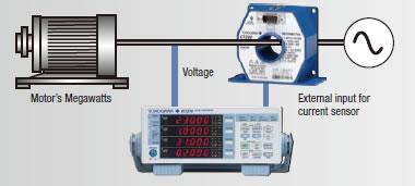 Current Sensor Input