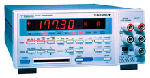 Precision Digital Thermometer 7563 - Yokogawa