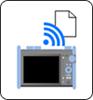 适用于Android / iOS的OTDR数据传输软件 thumbnail